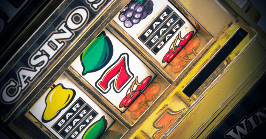 Here Are 5 Ways To Fix The Reasons You're Losing at Slots