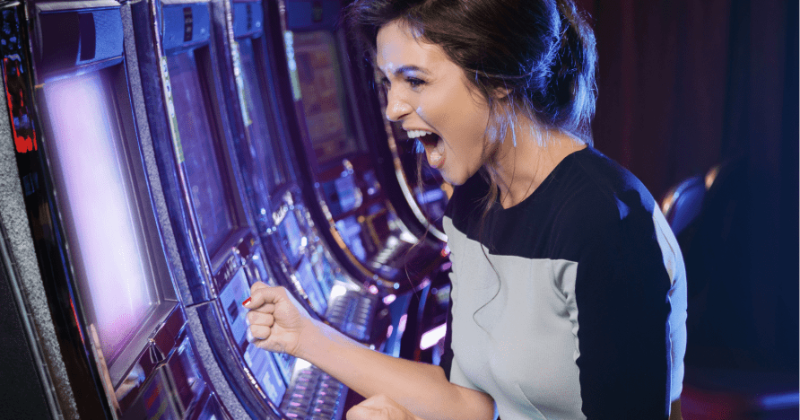 Story of A Woman Who Nearly Won $43 Million In A Slots Jackpot